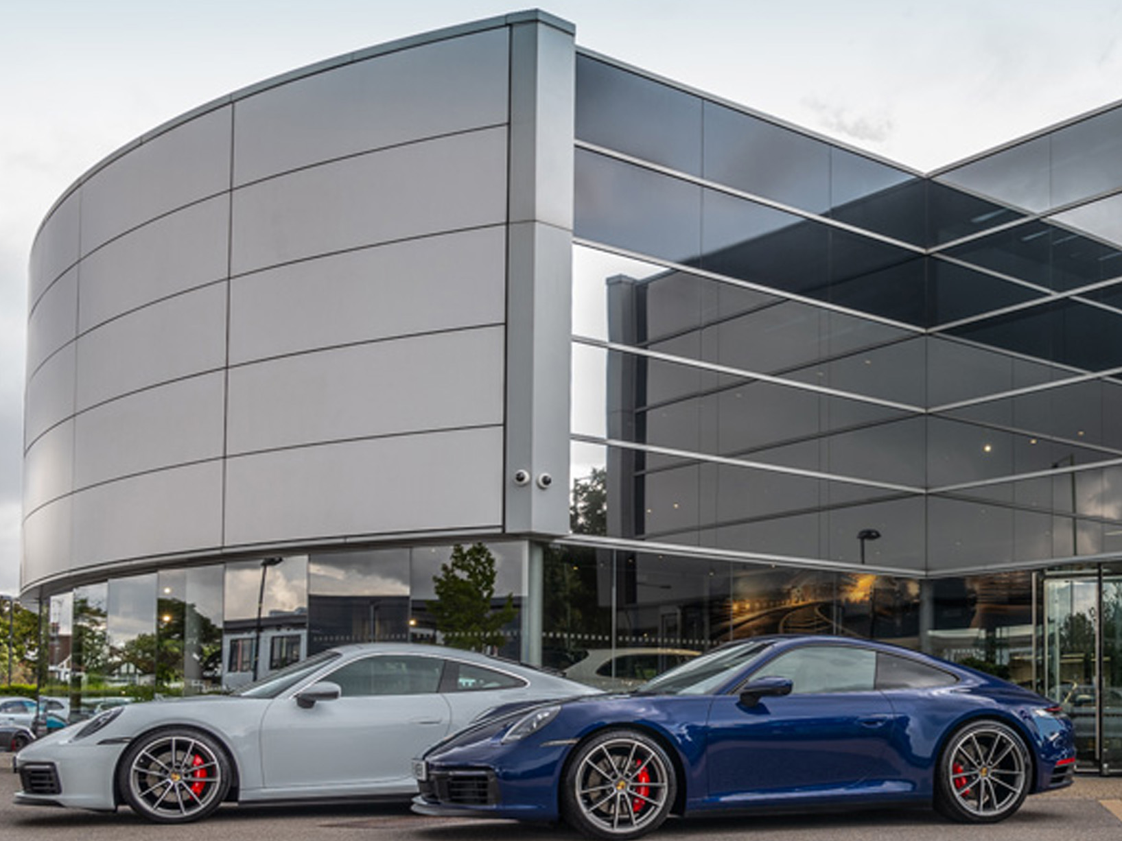 Search Porsche Retail Group Approved Pre-Owned cars